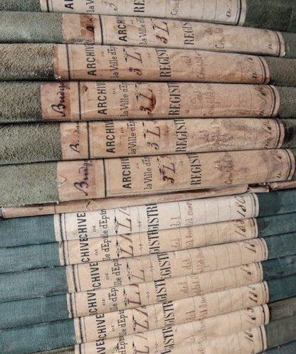 Épinal - Les archives municipales, ces méconnues | Vosges matin | Nos Racines | Scoop.it