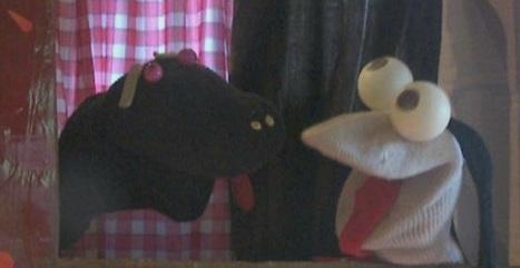 Fabriquer une marionnette chaussette | Théâtre, jeux dramatiques et improvisations au primaire | Scoop.it