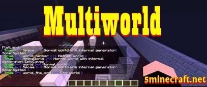 Multiworld Plugin 1.7.2/1.6.4/1.6.2/1.7.4 | Bukkit Plugins | Scoop.it
