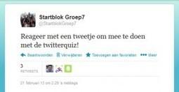 Lesidee: Let the Twittergames begin! - Social Media Wijs | Onderwijs 2.0 | Scoop.it