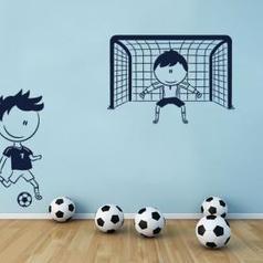 Vinilo Decorativo Fútbol Infantil | Vinilos Decoración | Scoop.it