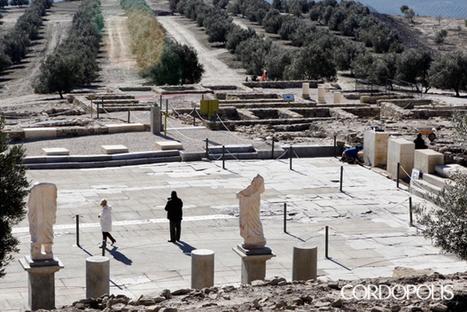 Torreparedones pone en valor una terma y una casa romana | Centro de Estudios Artísticos Elba | Scoop.it
