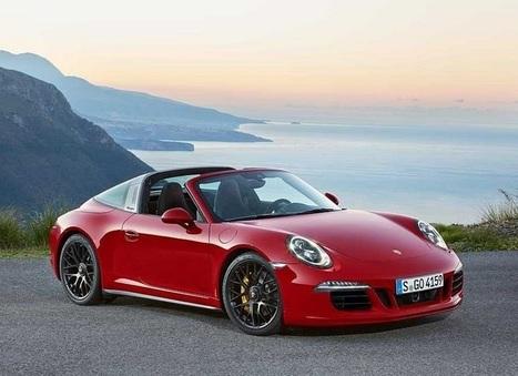 Cum arata noul Porsche 911 Targa 4 GTS | Auto fans | Scoop.it