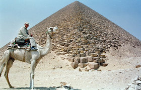 Dahshur pyramid site encroachment sparks concerns | Égypt-actus | Scoop.it