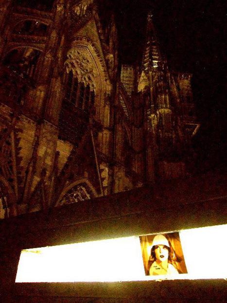 Max Zorn: el arte de cinta adhesiva | Yorokobu | ART is life | Scoop.it