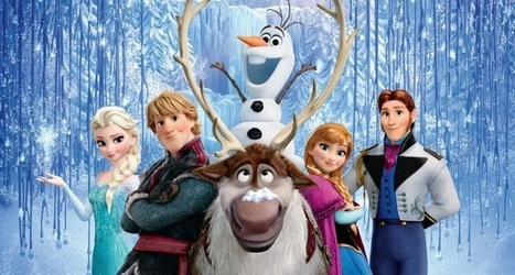 """Don't Miss the """"Frozen Fun"""" at California Adventure! 