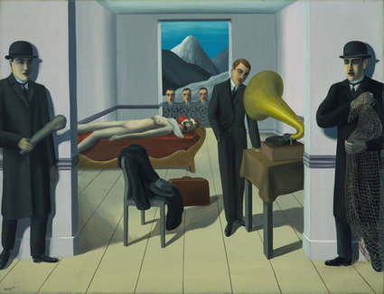 MoMA | Magritte: The Mystery of the Ordinary, 1926–1938 | Narrativa y sociedad | Scoop.it