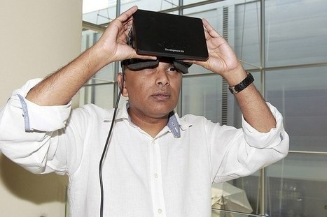 Virtual reality could take UAE pupils on far-fetched field trips   The National   cool stuff from research   Scoop.it