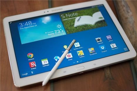 Review: Samsung Galaxy Tab 10.1 2014 Edition | Smartphone News | Scoop.it