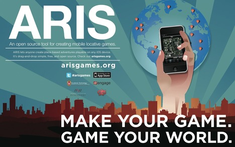 ARIS GAMES - YouTube   Games, gaming and gamification in Higher Education   Scoop.it