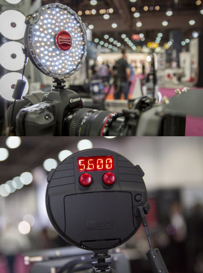 NAB 2015: B&H Reveals More About the Amazing Rotolight Neo LED lights