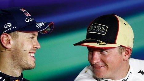 In Singapore Grand Prix, It's All Vettel | Politically Incorrect | Scoop.it