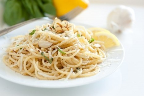 Browned Butter Lemon Pasta - A 15 Minute Meal - Cooking Classy | For The Love of Citrus! | Scoop.it