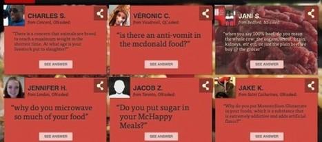 Cómo McDonald's usa las redes sociales para acabar con las leyendas urbanas | Gerencia y Redes Sociales | Scoop.it