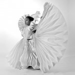 Carnival Costumes Made from Folded Paper | Made with (and of) Paper | Scoop.it