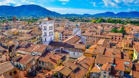 Lucca, Italy: Tuscan taste of history, fine food and Puccini | Italia Mia | Scoop.it