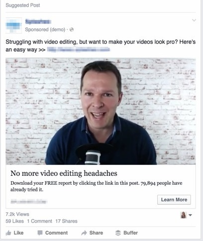 How to Create Facebook Video Ads: A Step by Step Guide | Online Marketing Resources | Scoop.it