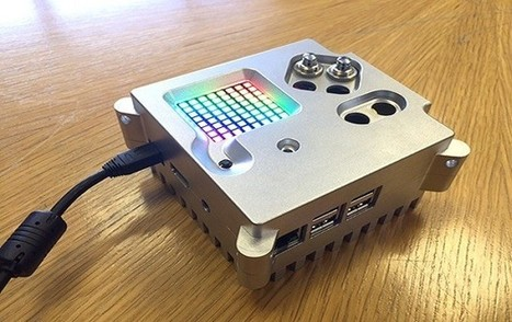 Astro Pi, A Modified Raspberry Pi That's Going to Space on December 15th - TechFrag | Raspberry Pi | Scoop.it