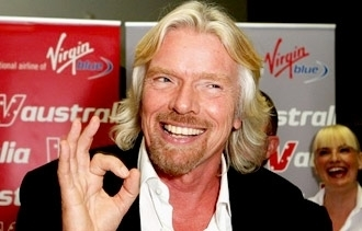 Richard Branson on How to Use Age to Your Advantage | MyRoundUp | Scoop.it