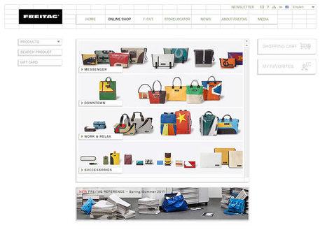 30 e-commerce sites worth seeing   Webdesigner Depot   Social media culture   Scoop.it