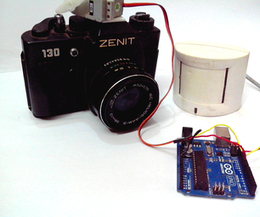 Motion triggered camera | Open Source Hardware News | Scoop.it