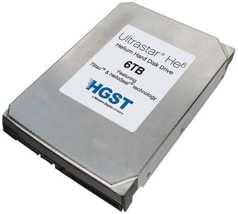 HGST lance le 1er disque dur à l'hélium, une petite révolution pour le stockage | Seniors | Scoop.it