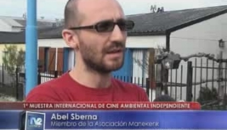TV2 Noticias Ushuaia | Tierra del Fuego - Videos: 1º muestra internacional de cine ambiental | Asociación Manekenk | Scoop.it