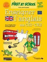 Enseigner l'anglais au CE1-CE2 avec Firts at school | Le mot des libraires de l'éducation - Canopé académie de Besançon | Scoop.it