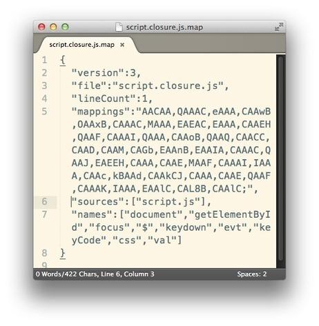 An Introduction to Source Maps   Nettuts+   Coffeescript Rulez   Scoop.it