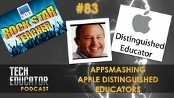 App Smashing | Apple Distinguished Educator Jon Corippo | Edtech PK-12 | Scoop.it