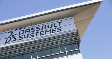 Dassault Systèmes : bénéfice net en forte hausse pour 2015 | prospection et développement commercial | Scoop.it