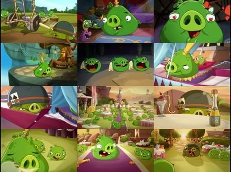 Angry Birds Toons Season 1, Episode 35 – Love Is In The Air | Daily TV-Shows for You | My Media | Scoop.it