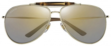 10 paires de lunettes de soleil qu'on va s'arracher - ELLE Belgique | Optical Service | Scoop.it