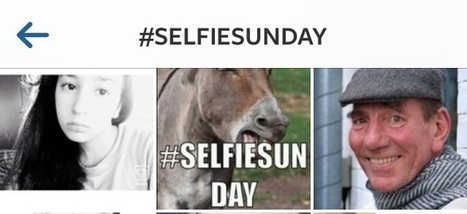 Wake up and smell the #hashtag ...read more about daily hashtags | Influence Engine Optimization | Scoop.it