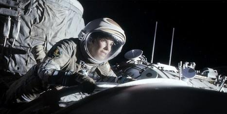 Gravity: Mind-Boggling -   Entertainment   Scoop.it