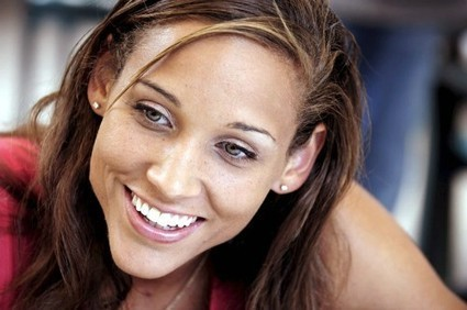 Lolo Jones - Daily Multiracial   Mixed American Life   Scoop.it
