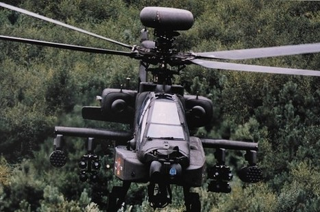 LONGBOW Receives $92 M LCCS Award for US Army's Apache Helicopter | Soldiers | Scoop.it