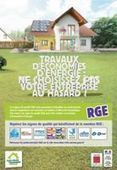 RGE fait peau neuve : Reconnu garant de l'environnement - bati-journal : actualité du bâtiment | Construction | Scoop.it