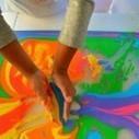 Glorious goop! Great baby sensory play ideas | Messy Play | Scoop.it