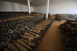 Dans les poubelles des marchands d'armes (+vidéo) | Toxique, soyons vigilant ! | Scoop.it