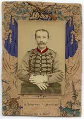 Eugène Chometon et le soldat inconnu ou correspondance entre photo d'un soldat et fiche matricule - Dans les branches: 52 Ancestors #6 | Nos Racines | Scoop.it