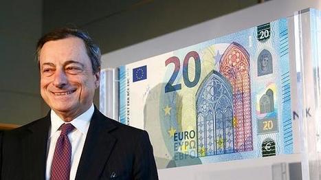 Propre comme un sou neuf, le nouveau billet de 20 € se veut quasi infalsifiable | afep-papier-monnaie-actu | Scoop.it
