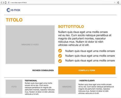 Landing page: il tuo strumento di marketing sul web | Web Revolution | Scoop.it