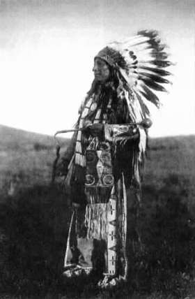 plains indians | Crow and weasel | Scoop.it