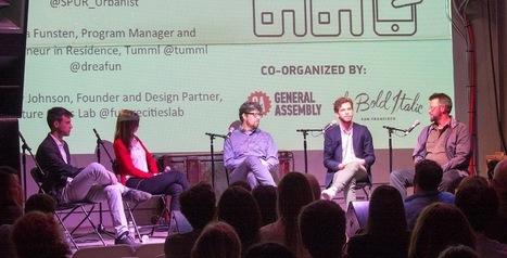 Recap: What is Tech's Impact on City Planning? - thebolditalic | Urban Public Space | Scoop.it