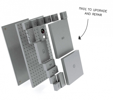 Phonebloks : le téléphone modulaire et durable - GreenIT.fr | Green IT | Scoop.it