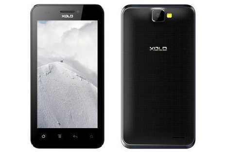 Lava Xolo B700 has 1 GHz dual-core, 4.3-inch, 5MP camera, ICS, price Rs 8999 | Northern Voices Online | Android tools, techniques and features | Scoop.it