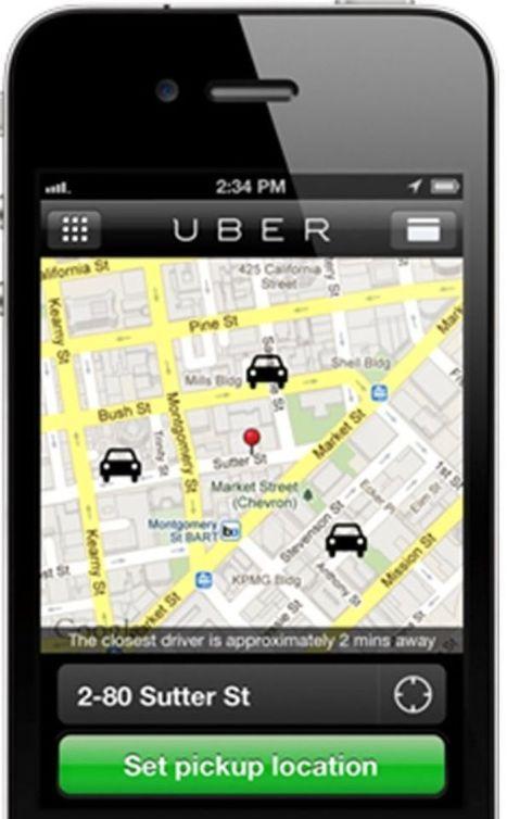 """Numerous Bad Drivers Sneak Through Uber's Background Checks""   Employee Background Checks   Scoop.it"