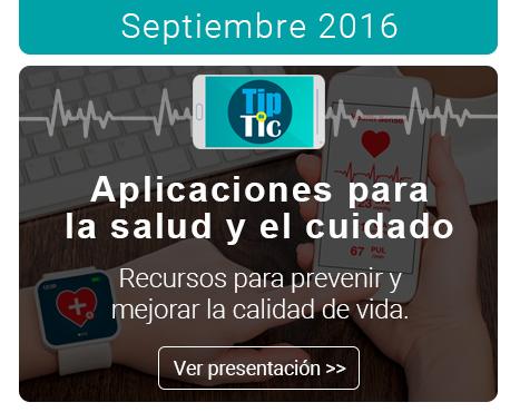 Tip de TIC - Septiembre 2016 | Tip de TIC | Scoop.it