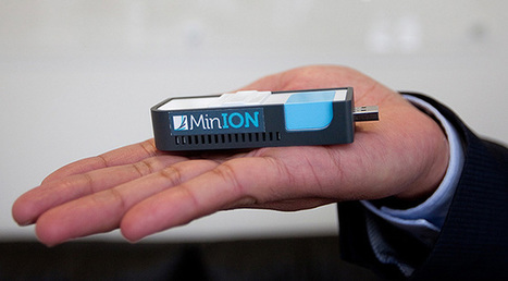 MinION: A complete DNA sequencer on a USB stick | healthcare technology | Scoop.it